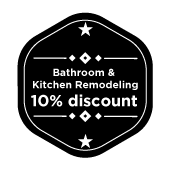 Remodeling discount
